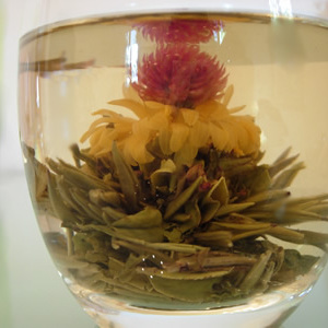 Beach Flower from Art of Tea