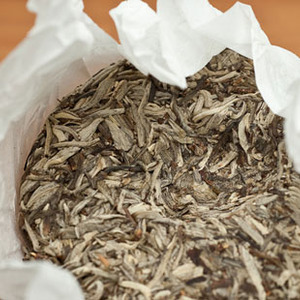 Silver Needle Beencha from Halcyon Tea