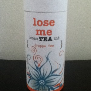 Lose Me {droppa few} from Distinctly Tea