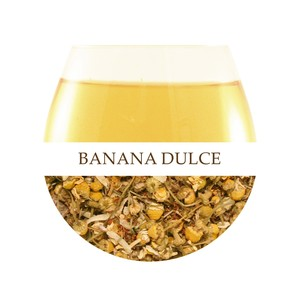 Banana Dulce from The Persimmon Tree Tea Company