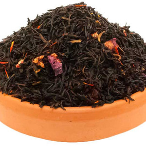 Prickly Pear Decaf Black Tea from Maya Tea Company