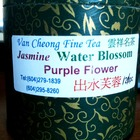 Jasmine Water Blossom from Van Cheong's Fine Tea