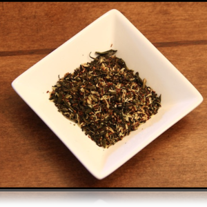 Jasmine Coconut Green Tea from Whispering Pines Tea Company