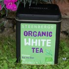 Organic White Tea - Chinese Bai Mu Dan from Steenbergs (Tea Merchant)