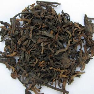 2006 Menghai Golden Pu-erh Tea (2 oz) from PuerhShop.com
