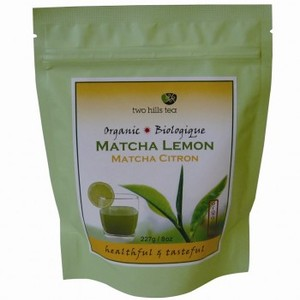Organic Matcha Lemon from Two Hills Tea