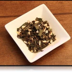 Orange Ginger White Tea from Whispering Pines Tea Company