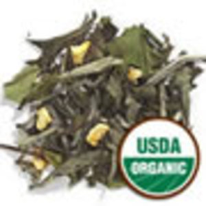 White Tea with Tangerine from Frontier Natural Products Co-op
