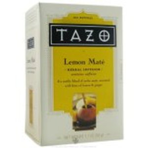 Lemon Mate from Tazo