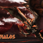 Rathalos from Custom-Adagio Teas