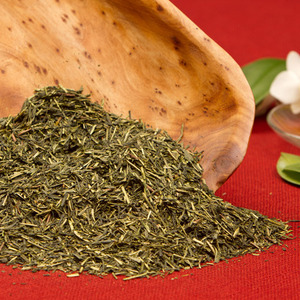 Green Kukicha from The Tea Merchant