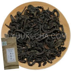 Organic Miyazaki Oolong Tea Koubi Shiage from Yuuki-cha