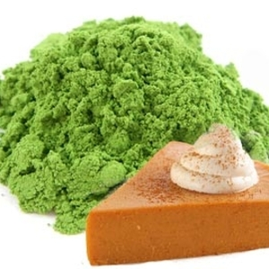 Pumpkin Pie Matcha from Red Leaf Tea