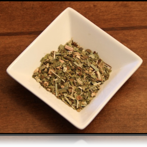 Lemon Ginger Mate from Whispering Pines Tea Company