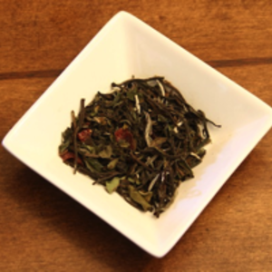 Elderberry White Tea from Whispering Pines Tea Company
