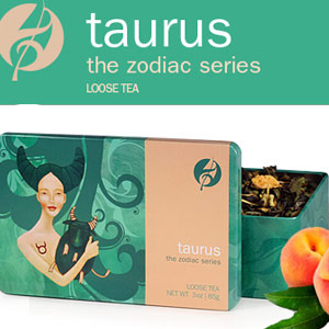 Taurus - The Zodiac Series - 2012 from Adagio Teas