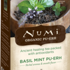 Basil Mint Pu-Erh from Numi Organic Tea