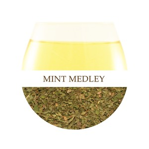 Mint Medley from The Persimmon Tree Tea Company