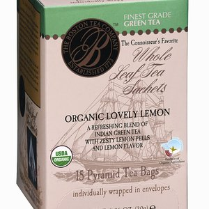 Organic Lovely Lemon from The Boston Tea Company