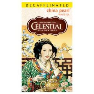 China Pearl White Tea from Celestial Seasonings