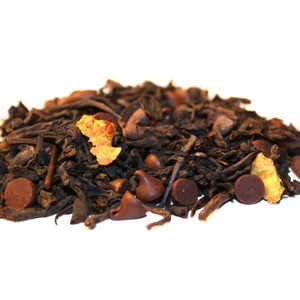 Chocolate Chai Pu-Erh from Della Terra Teas