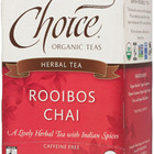 Rooibos Chai from Choice Organic Teas