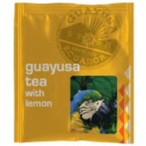 Guayusa With Lemon from Stash Tea Company