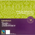 English Breakfast from Sainsbury&#x27;s