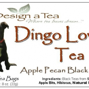 Dingo Love Tea from Design a Tea