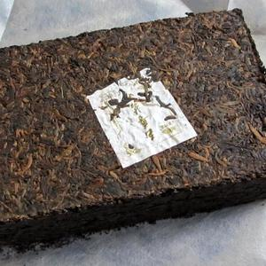 2012 Haiwan Ultimate Pu-erh Tea Brick from PuerhShop.com