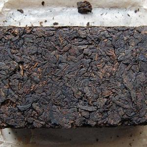2006 Mengku Old Cha Tou Ripe Pu-erh Tea Brick from PuerhShop.com