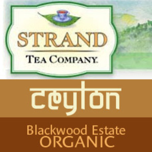 Ceylon - Blackwood Estate Organic from Strand Tea Company