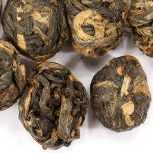 Black Dragon Pearls from Praise Tea Company