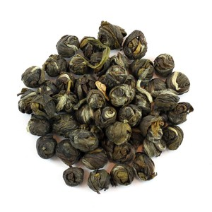Dragon Pearl Green Tea from Nature&#x27;s Tea Leaf