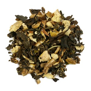 Lemon Ginger White Tea from Nature&#x27;s Tea Leaf