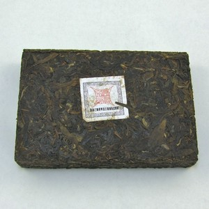 2006 Yi Wu Man Sa Brick from Zomia Tea