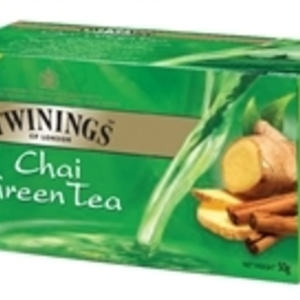Chai Green Tea from Twinings