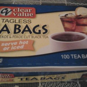 Orange Pekoe & Pekoe Cut Black Tea by Clear Value from Clear Value