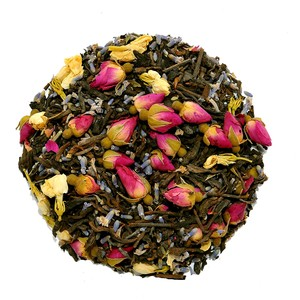 Nature&#x27;s Bloom Pu-erh Tea from Nature&#x27;s Tea Leaf