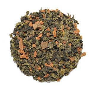 Cinnamon Oolong Tea from Nature&#x27;s Tea Leaf