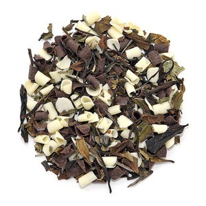 Chocolate Mint Whisper White Tea from Nature&#x27;s Tea Leaf