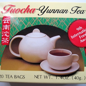 Tuocha Yunnan Tea from Tuocha