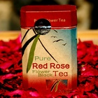 The Red Rose - Black Tea from In Nature