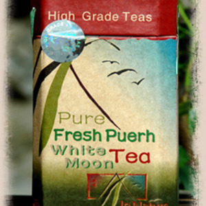 White Moon - Fresh Puerh from In Nature