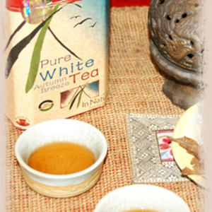 The Autumn Breeze – White Tea from In Nature