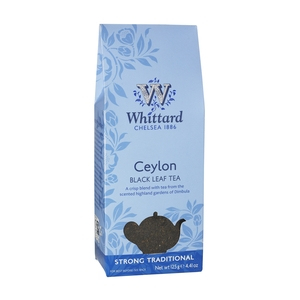 Ceylon Loose Tea from Whittard of Chelsea