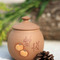 Handmade Tea Jar by Taiwan Artist from Nuvola Tea