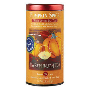 Pumpkin Spice from The Republic of Tea