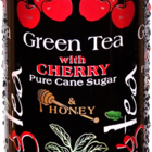 Green Tea with Cherry from Xing Tea