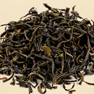 organic five peaks green dew from Arbor Teas